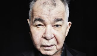 """This cover image released by Oh Boy Records shows """"Tree of Forgiveness,"""" the latest release by John Prine. (Oh Boy Records via AP)"""