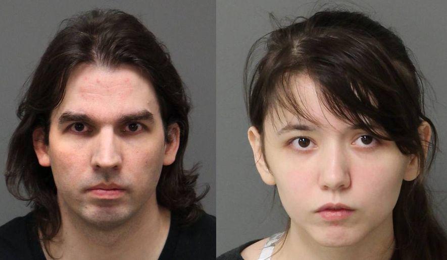 Steven Pladl and Katie Pladl (Wake City-County Bureau of Identification)