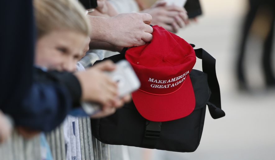 North Korean defectors wearing MAGA hats harassed in D C