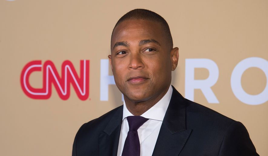 Don Lemon attends CNN Heroes: An All-Star Tribute at the American Museum of Natural History on Tuesday, Nov. 17, 2015, in New York. (Photo by Charles Sykes/Invision/AP) ** FILE **