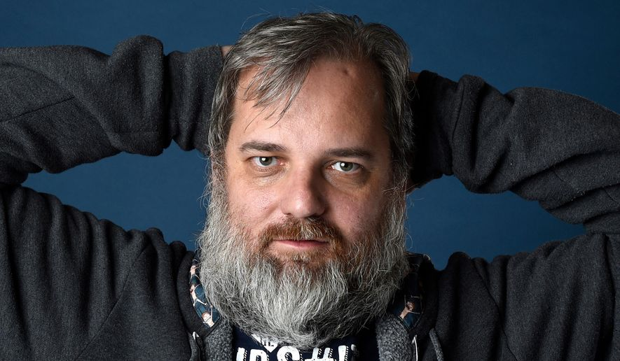 In this Friday, July 21, 2017, file photo, Dan Harmon poses for a portrait during Comic-Con International in San Diego. (Photo by Chris Pizzello/Invision/AP) ** FILE **