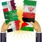 Arab Realignment Illustration by Greg Groesch/The Washington Times