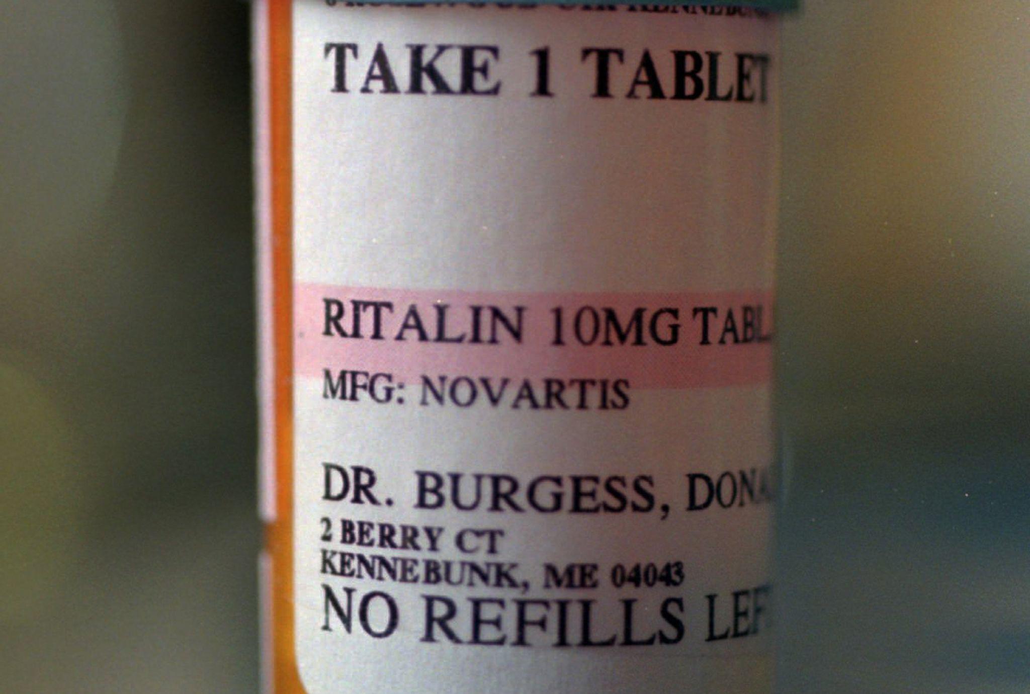 16 Million Us Adults On Prescription Stimulants Study