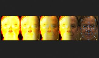 The U.S. Army has developed facial recognition technology that works in the dark. (Image: U.S. Army)