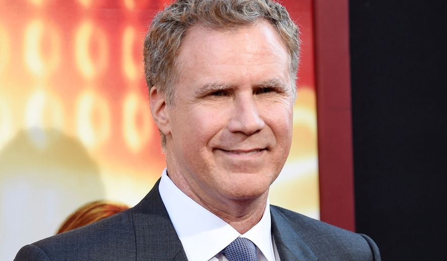 "FILE - In this June 26, 2017 file photo, Will Ferrell, a cast member in ""The House,"" poses at the premiere of the film in Los Angeles. Ferrell was banged up in a car crash but is very much alive, despite a false report online that the comic actor died. Ferrell was treated Thursday night after the SUV he was riding in was hit by a car and rolled over on Interstate 5 in southern California.  (Photo by Chris Pizzello/Invision/AP, File)"