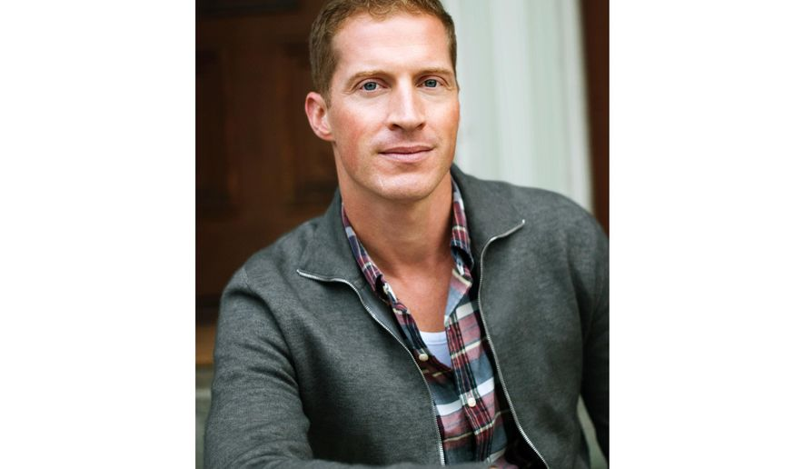 "This undated image released by Lee Boudreaux Books shows Andrew Sean Greer, author of ""Less."" On Monday, April 16, 2018, Greer won the Pulitzer Prize for fiction for his novel. (Lee Boudreaux Books/Little Brown and Co. via AP)"