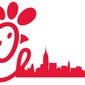 Illustration on Chik-fil-A in New York    The Washington Times