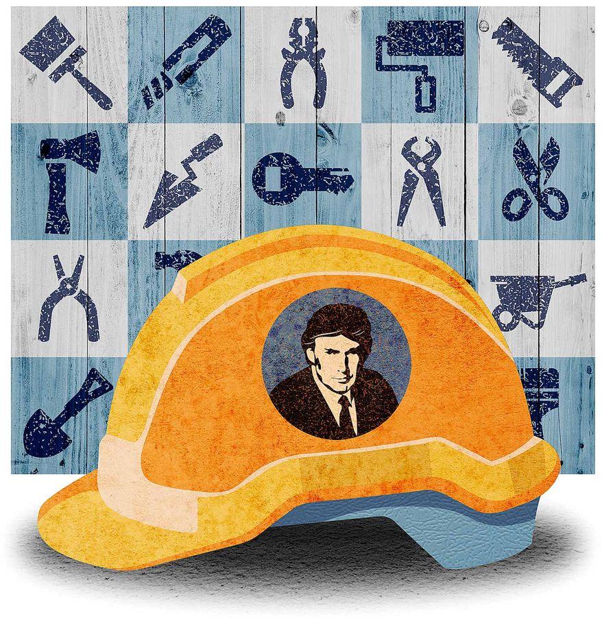 Apprenticeship Programs Illustration by Greg Groesch/The Washington Times