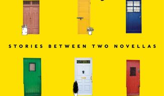 """This cover image released by HarperCollins shows """"Property: Stories Between Two Novellas,"""" by Lionel Shriver. (HarperCollins via AP)"""
