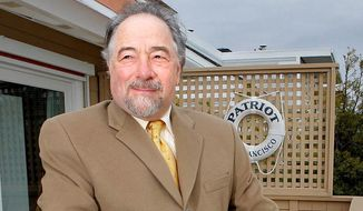 Talk radio host Michael Savage has been in the nation's capital this week, having noteworthy private conversations with President Trump and conservative lawmakers, and admiring a beautiful city he says. (Michael Savage)