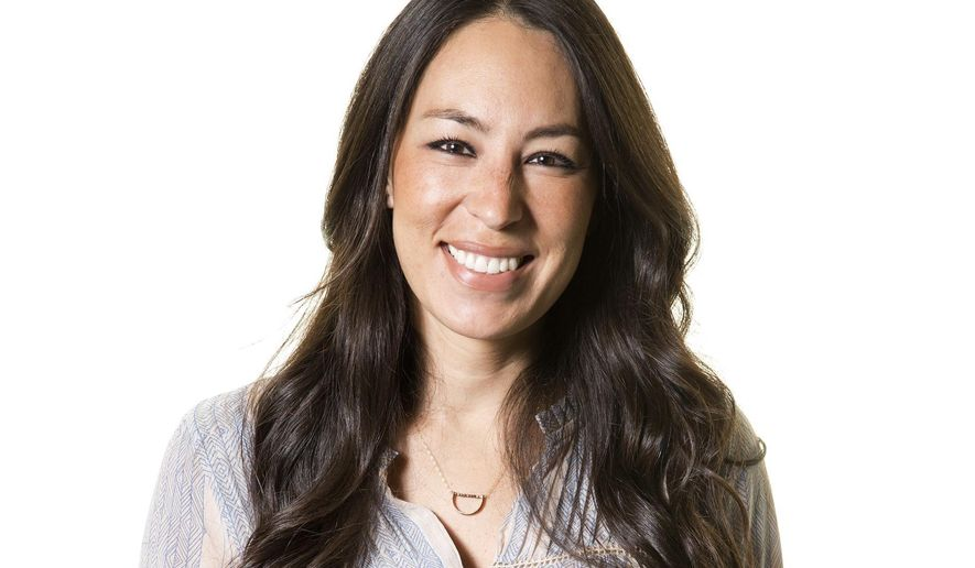 "In this March 29, 2016 file photo, TV personality Joanna Gaines poses for a portrait in New York. Gaines released a cookbook, ""Magnolia Table: A Collection of Recipes for Gathering,"" on Tuesday, April 24. (Photo by Brian Ach/Invision/AP)"