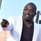 """Hannibal Buress arrives at the Los Angeles premiere of """"Neighbors 2: Sorority Rising"""" on Monday, May 16, 2016 in Westwood, Calif. (Photo by Jordan Strauss/Invision/AP)"""