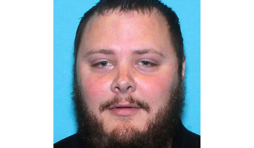 "FILE - This undated file photo provided by the Texas Department of Public Safety shows Devin Patrick Kelley. The gunman in a mass shooting at a Texas church last year told a military judge in 2012 that he ""would never allow myself to hurt someone"" again while confessing to violently hitting his stepson. The Pentagon on Thursday, April 26, 2018, released hundreds of court documents about former Air Force member Devin Patrick Kelley, who killed more than two dozen people during a rampage in Sutherland Springs, Texas. (Texas Department of Public Safety via AP, File)"
