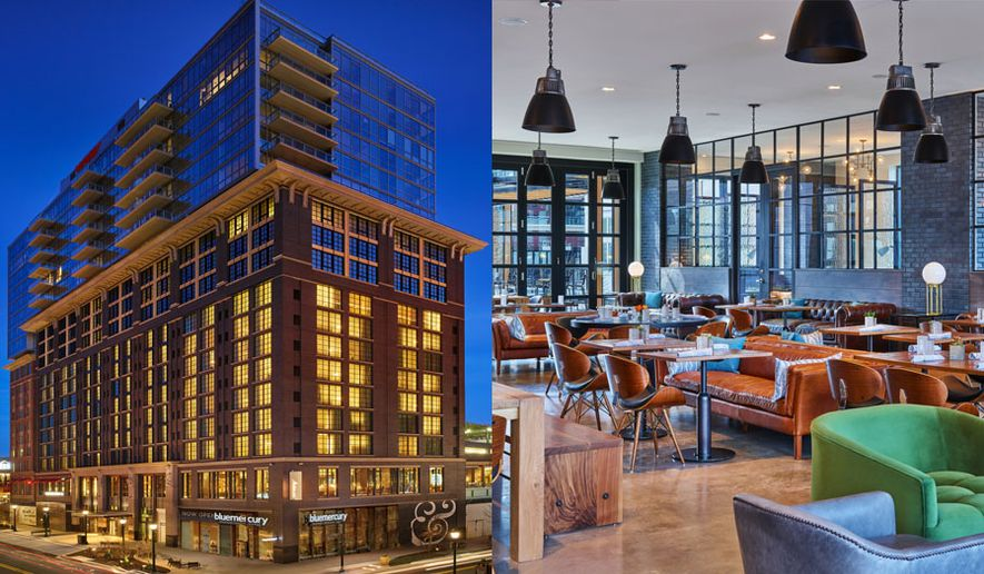 Canopy by Hilton Washington D.C., Bethesda North is now open at Pike & Rose.
