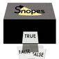 Illustration on Snopes.com by Alexander Hunter/The Washington Times