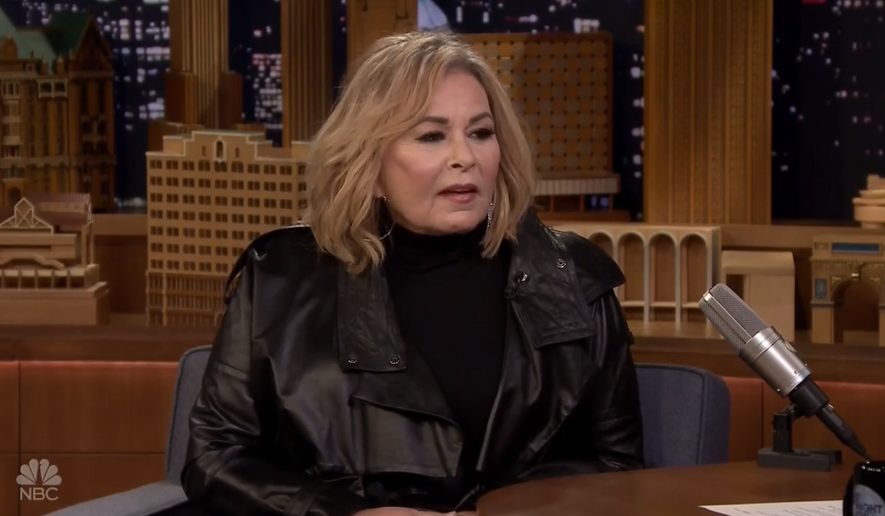 Rosanne on The Tonight Show on Jimmy Fallon