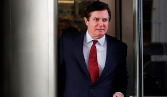 Former Trump campaign chairman Paul Manafort may not have had contact with Russian government officials, said an attorney. (Associated Press)
