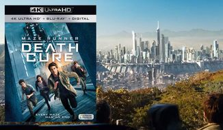"""Thomas and his pals look to infiltrate the Last City in """"The Maze Runner: The Death Cure,"""" now available on 4K Ultra HD from 20th Century Fox Home Entertainment."""