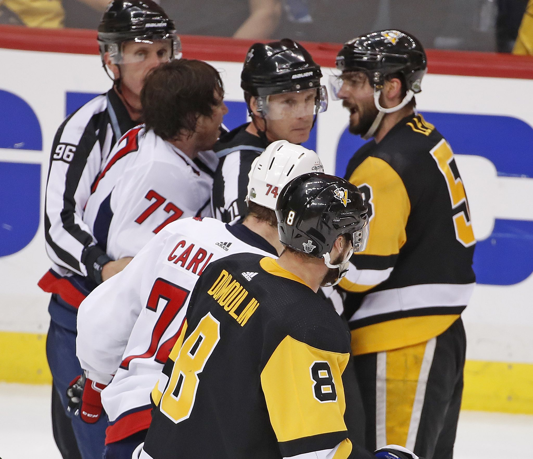 Capitals Game 5 vs. Penguins: How to watch and what to watch for - Washington Ti...