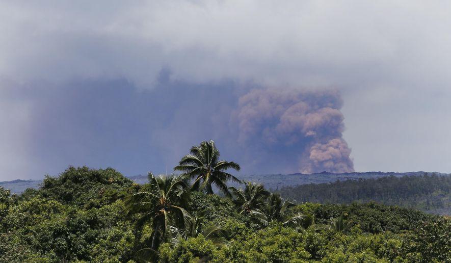 Hawaii braces for long upheaval as erupting Kilauea boils