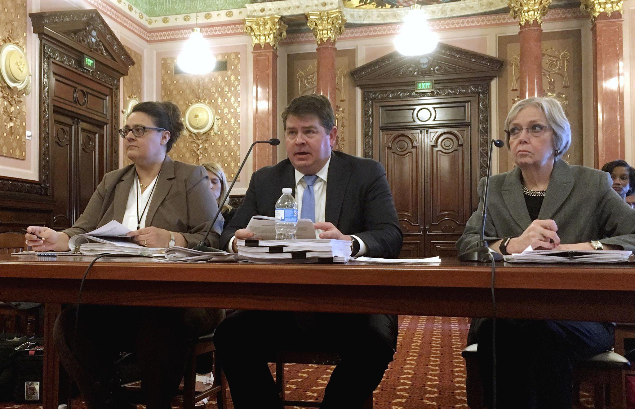 For Illinois $245M Legionnaires' fix, rhetoric meets reality - Washington Times