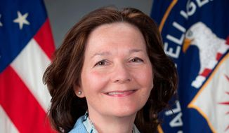 This March 21, 2017, photo provided by the CIA, shows CIA Deputy Director Gina Haspel. (CIA via AP) ** FILE **