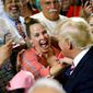 """""""The Great Revolt"""" by Salena Zito and Brad Todd outlines the profound effect loyal Trump voters have had on reshaping American politics. (Associated Press)"""