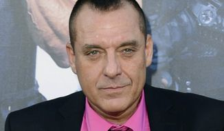 "FILE - In this Aug. 11, 2014 file photo, actor Tom Sizemore arrives at the premiere of ""The Expendables 3"" in Los Angeles. A Utah woman who told police Tom Sizemore groped her at a photo shoot when she was 11 is suing the actor. The lawsuit filed Monday, May 7, 2018, says the 2003 incident during production of the movie ""Born Killers"" left her with lifelong problems, including post-traumatic stress and addiction to drugs and alcohol. The lawsuit seeks at least $3 million in damages. (Photo by Jordan Strauss/Invision/AP, File)"