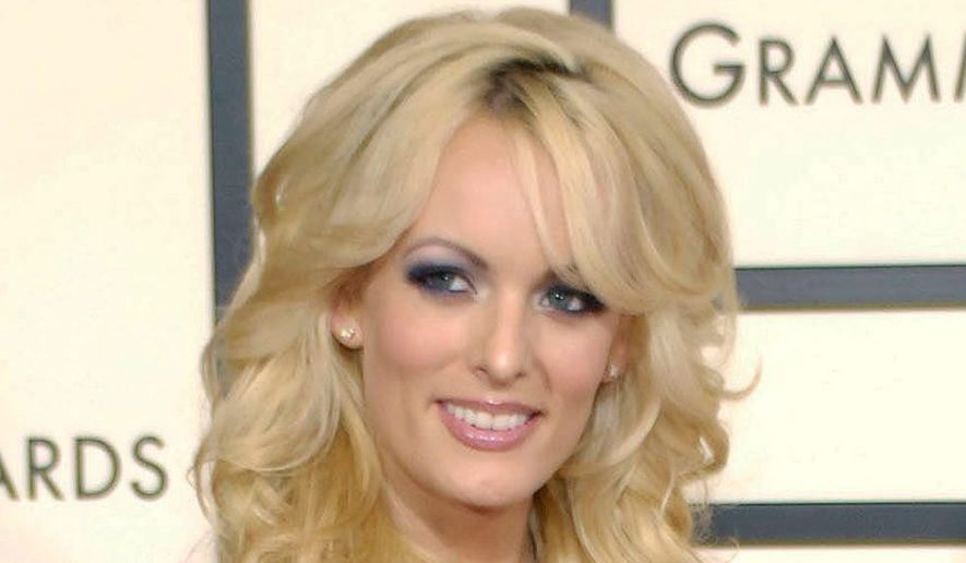 Stormy Daniels (Associated Press)