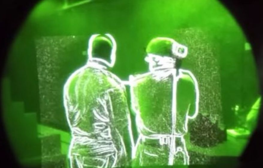 The U.S. Army has placed a $97 million order for Enhanced Night Vision Goggle III and Family of Weapon Sight-Individual (ENVG III/FWS-I) technology. (Image: U.S. Army via Fox News screenshot)