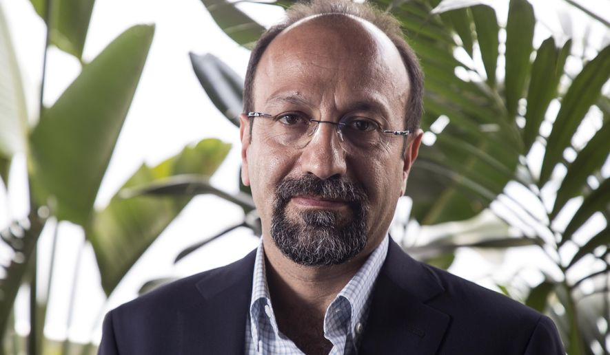 Director Asghar Farhadi poses for portrait photographs for the film 'Everybody Knows', at the 71st international film festival, Cannes, southern France, Wednesday, May 9, 2018. (Photo by Joel C Ryan/Invision/AP)