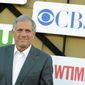 CBS is extending the contract of President and CEO Leslie Moonves. CBS says his salary will remain at its current level and he will be eligible for annual performance bonuses and stock-based compensation. (ASSOCIATED PRESS)