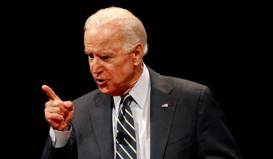 Joe Biden. (Associated Press) ** FILE **