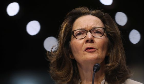 Sen. Mark Warner, Virginia Democrat, backs CIA nominee Gina Haspel. Mr. Warner is the ranking Democrat on the Senate Select Committee on Intelligence and he said he would support her despite doubts among some lawmakers about Ms. Haspel's record. (Associated Press)