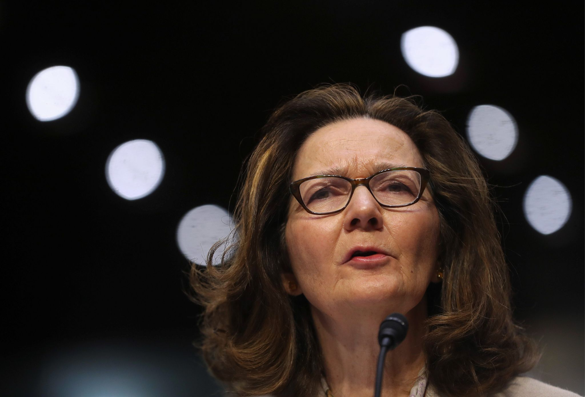 Gina Haspel, CIA pick, easily clears intel committee
