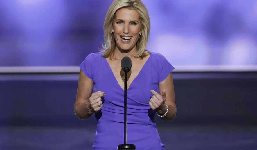 Fox News prime-time host Laura Ingraham (Associated Press) **FILE**