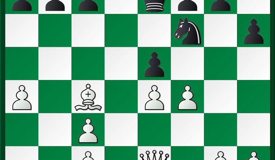 Tomazini-Markoja after 13. f2-f4.