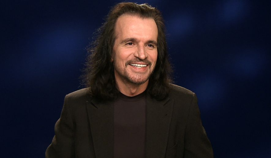 New Age musician Yanni is in the yanny camp. (Associated Press)