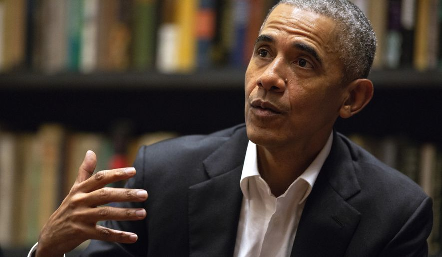 What the Obama administration did to infiltrate the Trump campaign, spy on political opponents and then launch a wicked vendetta against them is worse than anything J. Edgar Hoover ever did — at least that we know about.  (Erin Hooley/Chicago Tribune via AP) **FILE**