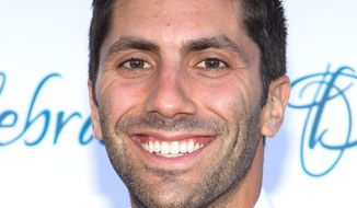 Nev Schulman attends the 4th Annual Celebration of Dance Gala at the Dorothy Chandler Pavilion on Saturday, July 19, 2014 in Los Angeles, Calif.(Photo by Paul A. Hebert/Invision/AP)