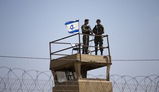 Israeli sorties against suspected Iranian outposts inside Syria is one key reason many analysts say the two longtime adversaries are on a collision course. (Associated Press/File)