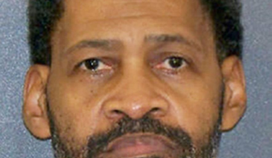 This photo provided by the Texas Department of Criminal Justice shows Richard Delain Kyles, who is serving life in prison for killing a Houston police officer more than 40 years ago. The 5th U.S. Circuit Court of Appeals late Wednesday, May 16, 2018, rejected an appeal from Kyles challenging a change in Texas law that he argues unfairly makes it more difficult for him to be paroled. Kyles has been acting as his own lawyer in the federal courts. (Texas Department of Criminal Justice via AP)