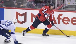 fe0bca10e36 Washington Capitals center Nicklas Backstrom (19)
