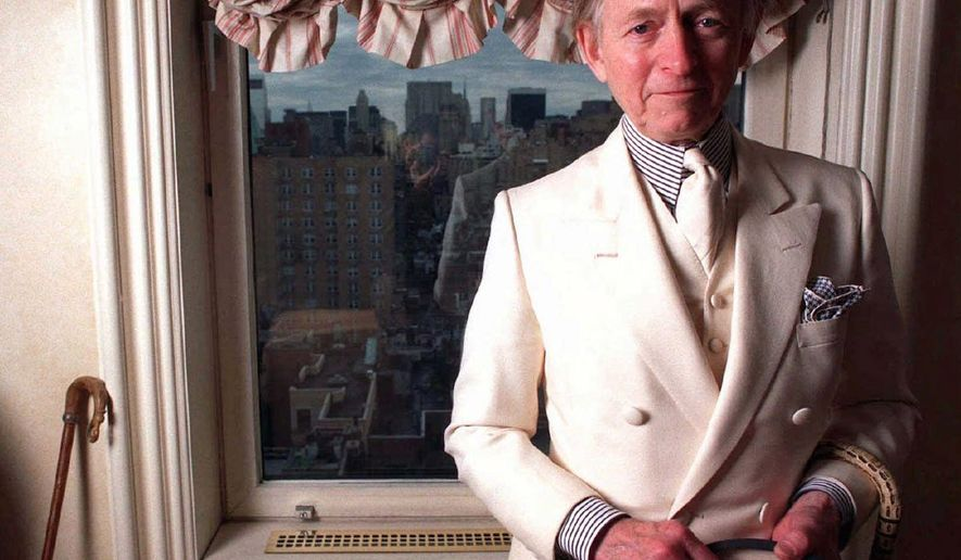 Tom Wolfe in the 1980's   Associated Press photo
