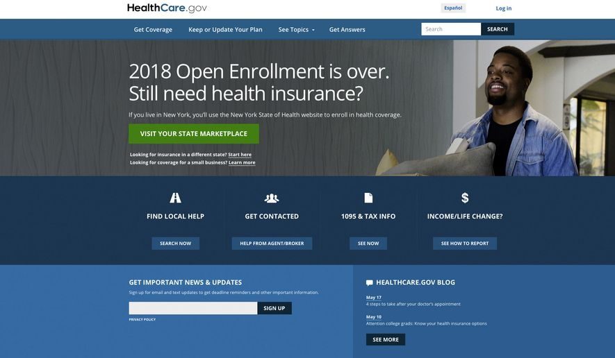 CDC: Uninsured rate holds steady one year into Trump era