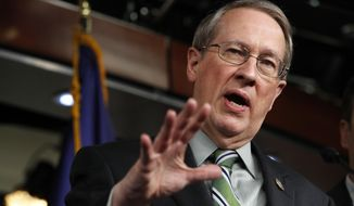 Authorities said Rep. Bob Goodlatte, chairman of the House Judiciary Committee, has been the brunt of such venom. (Associated Press)