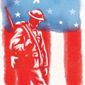 Illustration on Memorial Day by Linas Garsys/The Washington Times