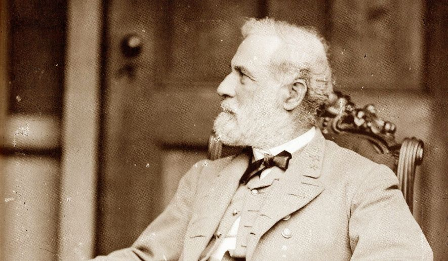 Robert E. Lee. (Associated Press) ** FILE **