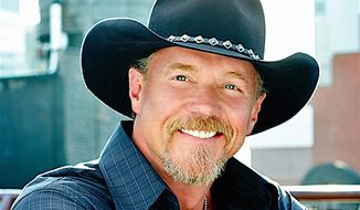 "Country music star and former ""Celebrity Apprentice"" finalist Trace Adkins will join President Trump on Tuesday for a rally in Nashville. (Courtesy of Trace Adkins)"