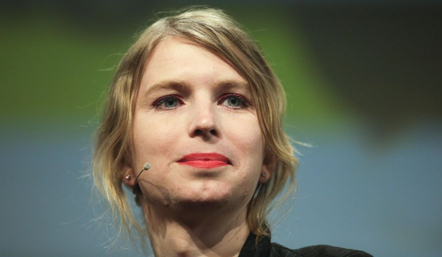 Chelsea Manning (Associated Press/File)